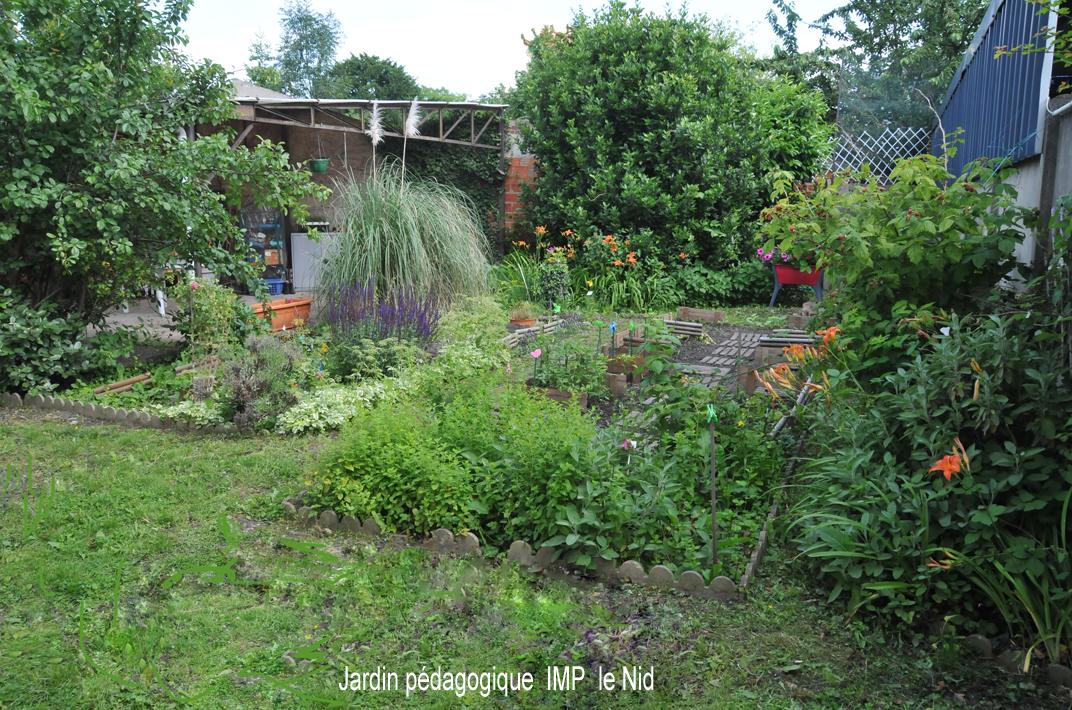 jardin le Nid